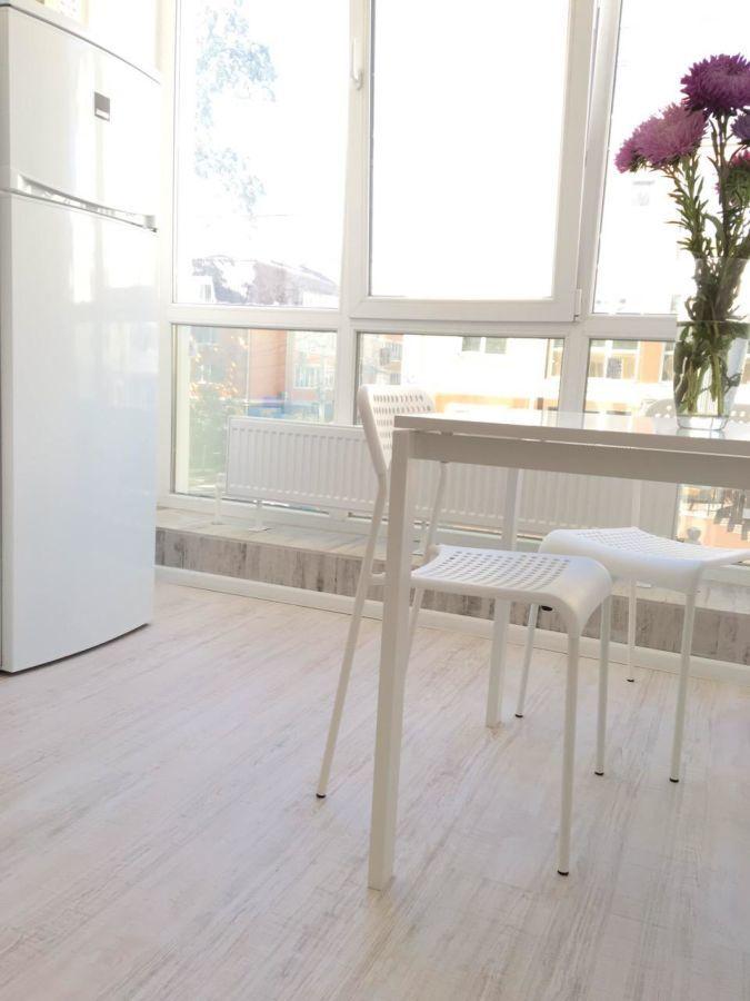 Фото 2 - Квартира с качественным ремонтом в ЖК