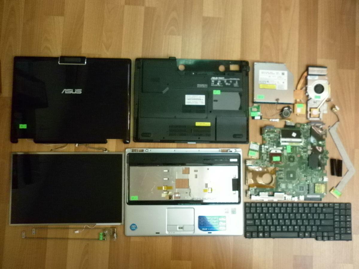Фото 3 - Модуль Wi-Fi AR5B91 Asus PRO57T (40-9)