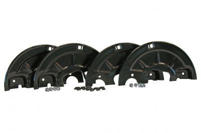 Фото - Пыльники тормозного барабана на ось BPW 420X180 ECO BPW 9900000093
