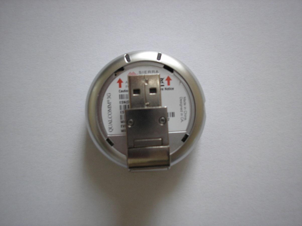 Фото 3 - 3G 4G CDMA USB модем Sierra 250U Rev.A