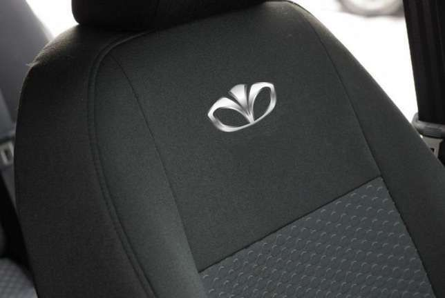 Фото - Автомобильные чехлы на авто Daewoo Lanos Sens Део Ланос Сенс Нексия