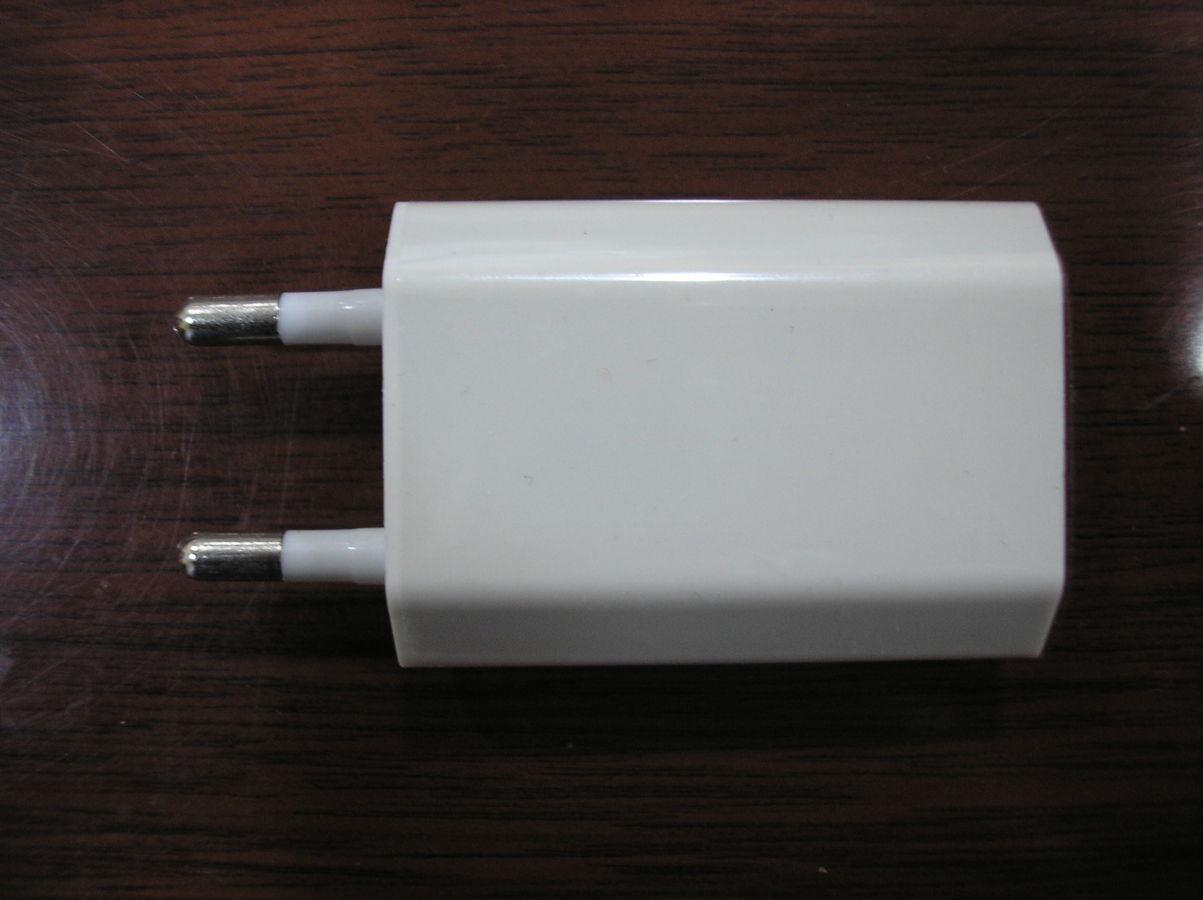 Фото - Зарядное устройство зарядка USB 5V 1000 mAh !