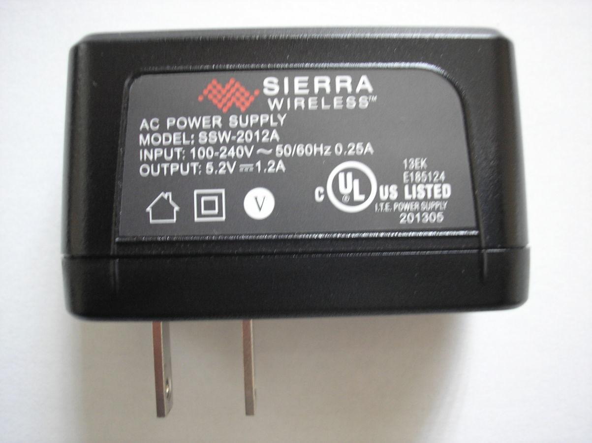Фото - Зарядное устройство зарядка USB  Sierra 1200 mAh !
