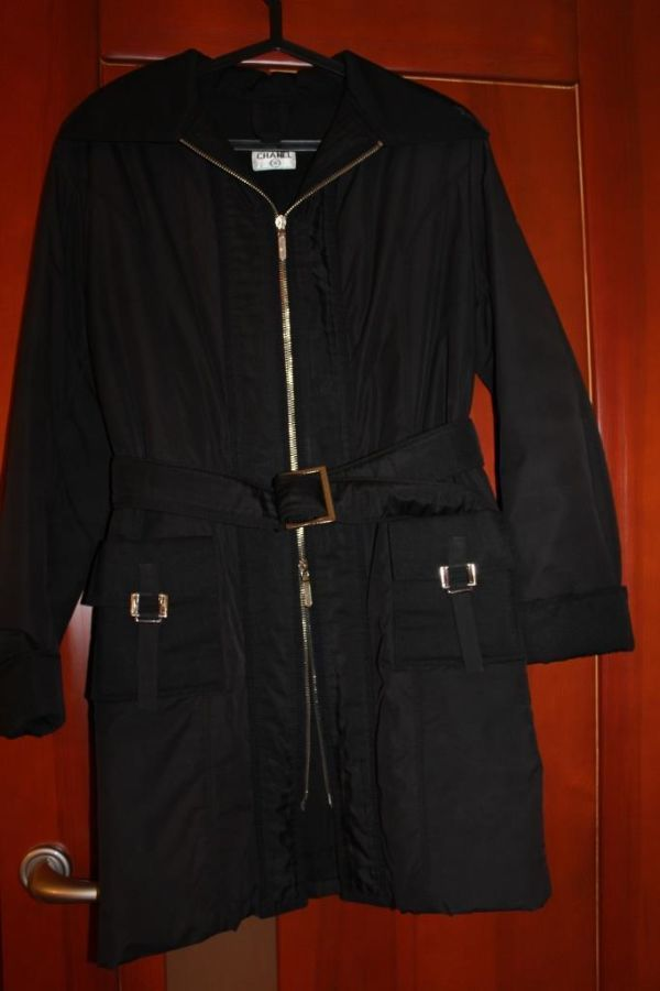 Фото 2 - Продам куртку-пальто Chanel р. s