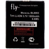 Фото - Аккумулятор Fly BL8003 1800 mAh IQ4491 Original