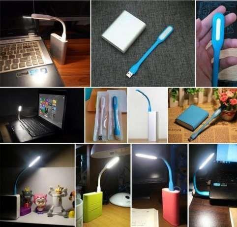 Фото 3 - USB лампа, USB фонарик, LED лампа тип Xiaomi