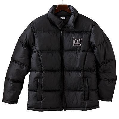 Фото - Очень качественная зимняя фирменная куртка TapouT