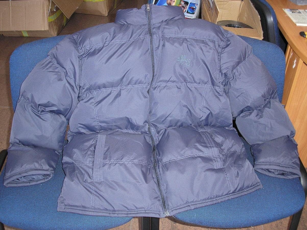 Фото 3 - Фирменная куртка Max's,новая,синтапон.