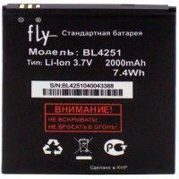 Фото - .Аккумулятор Fly BL4251 2000 mAh IQ450 Original