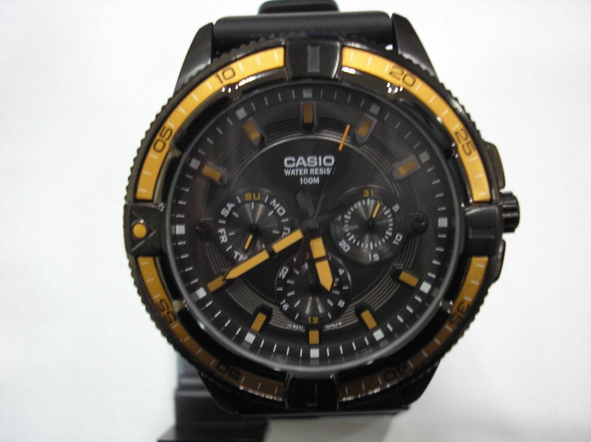Фото 2 - Часы CASIO MTD-1068B-1A2VCF оригинал в наличии