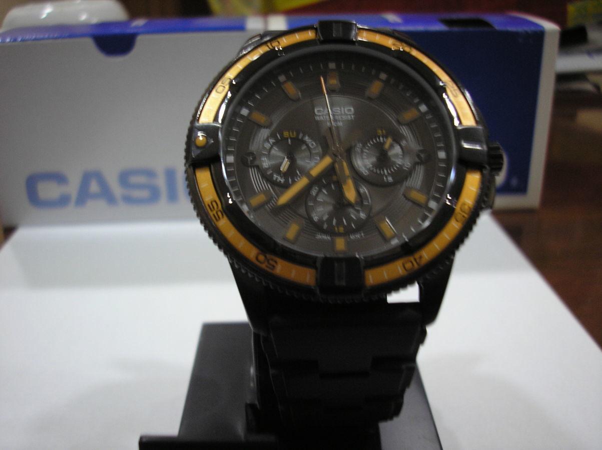 Фото 3 - Часы CASIO MTD-1068B-1A2VCF оригинал в наличии