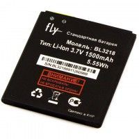 Аккумулятор Fly BL3218 1500 mAh IQ400w Original