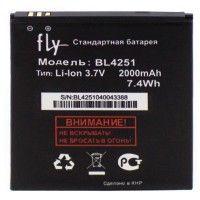Фото - Аккумулятор Fly BL4251 2000 mAh IQ450 AAA класс