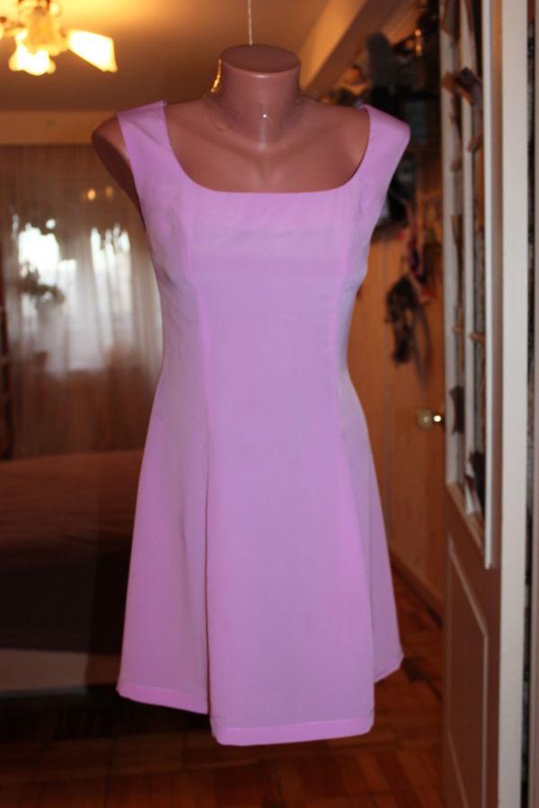 Фото - Красивое летнее платье, разм. 42-44