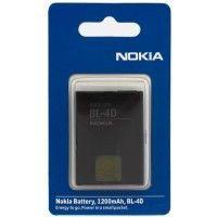 Фото - Аккумулятор Nokia BL-4D 1200 mAh E5-00, N97 mini, Fly TS100 AAA класс