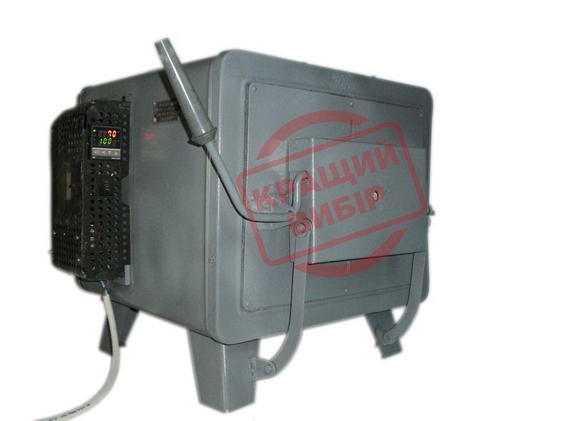 Фото - Камерная муфельная печь МП-2УМ с контроллером температуры