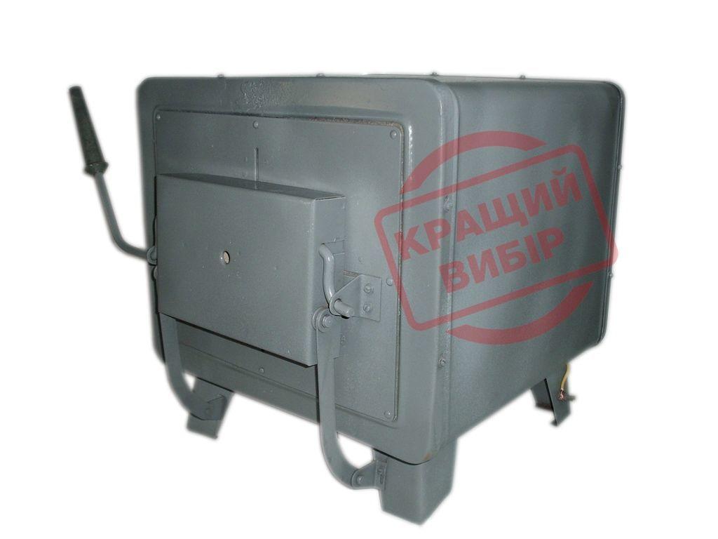 Фото 3 - Камерная муфельная печь МП-2УМ с контроллером температуры