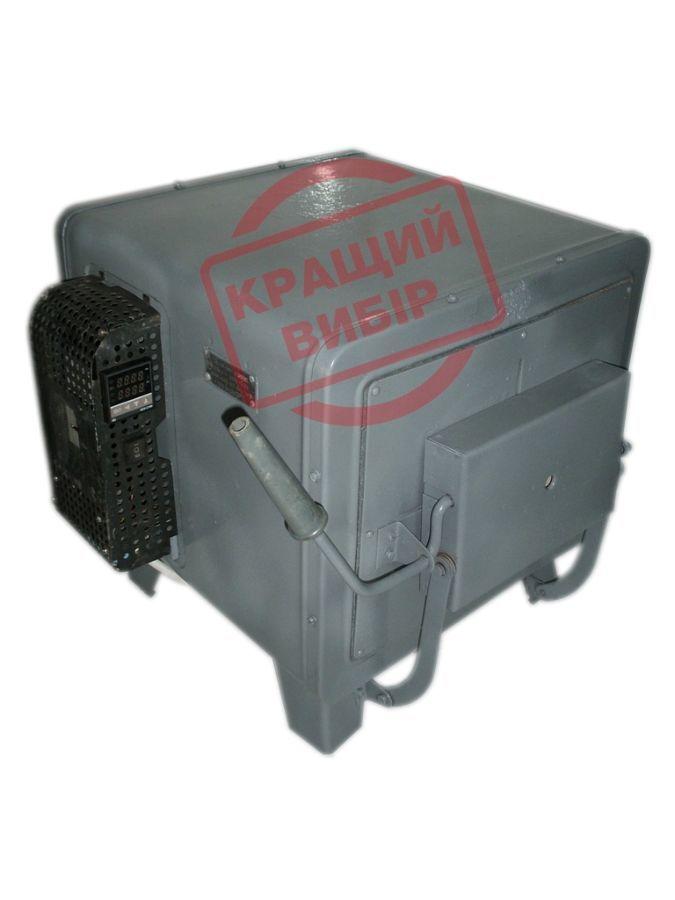 Фото 4 - Камерная муфельная печь МП-2УМ с контроллером температуры