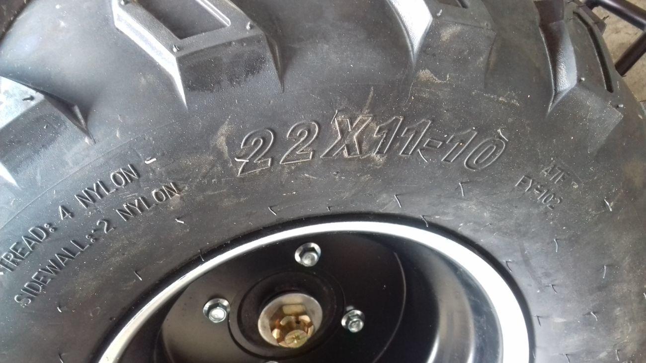 Фото 3 - Квадроцикл BEORN 200cc усилений