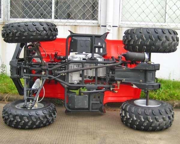Фото 10 - Квадроцикл BEORN 200cc усилений