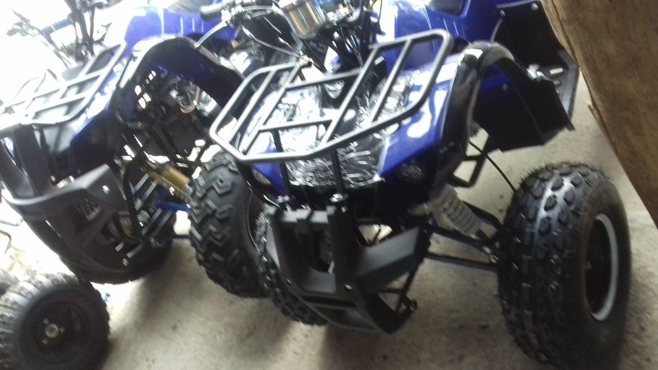 Фото 5 - Квадроцикл BEORN 200cc усилений