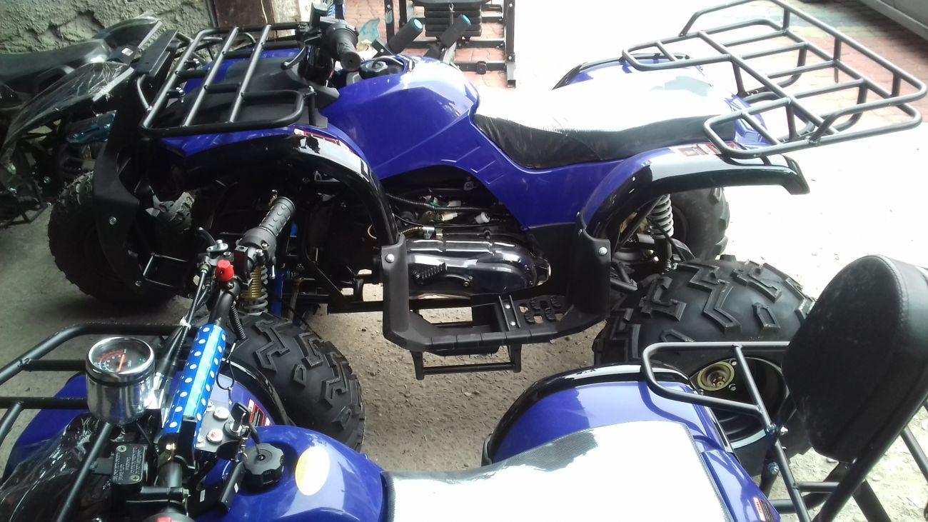 Фото 6 - Квадроцикл BEORN 200cc усилений