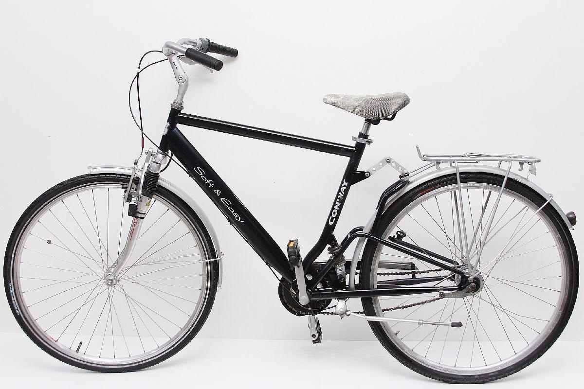 Фото 2 - БУ Велосипед Conway Soft Easy - Veloed