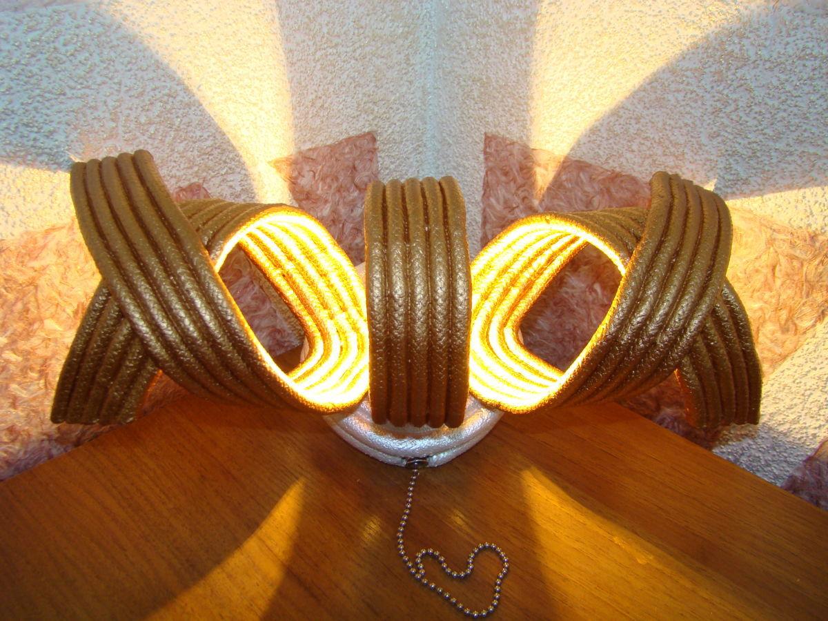 Фото 2 - Светильник настенный