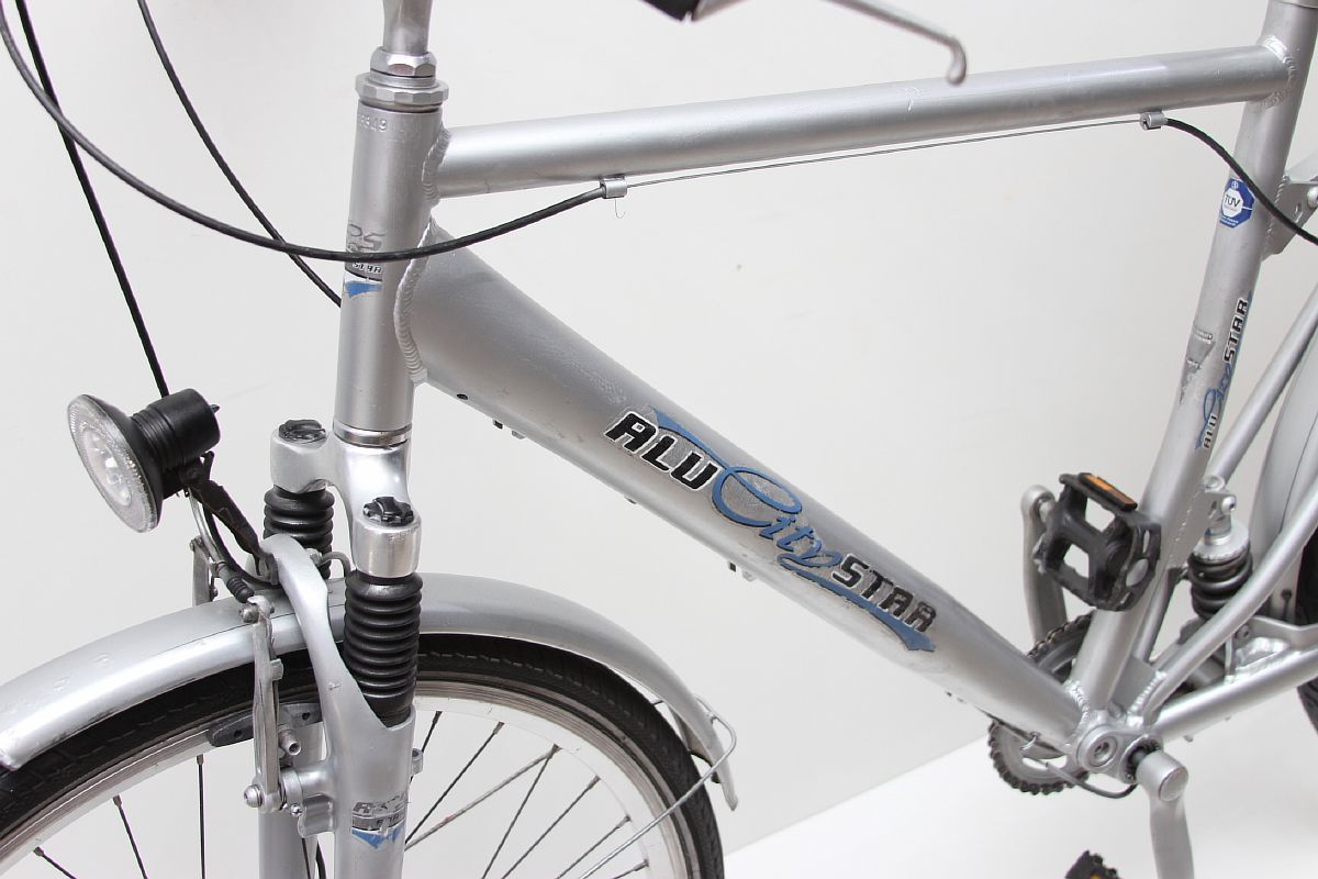 Фото 3 - БУ Велосипед Alu CityStar - Veloed