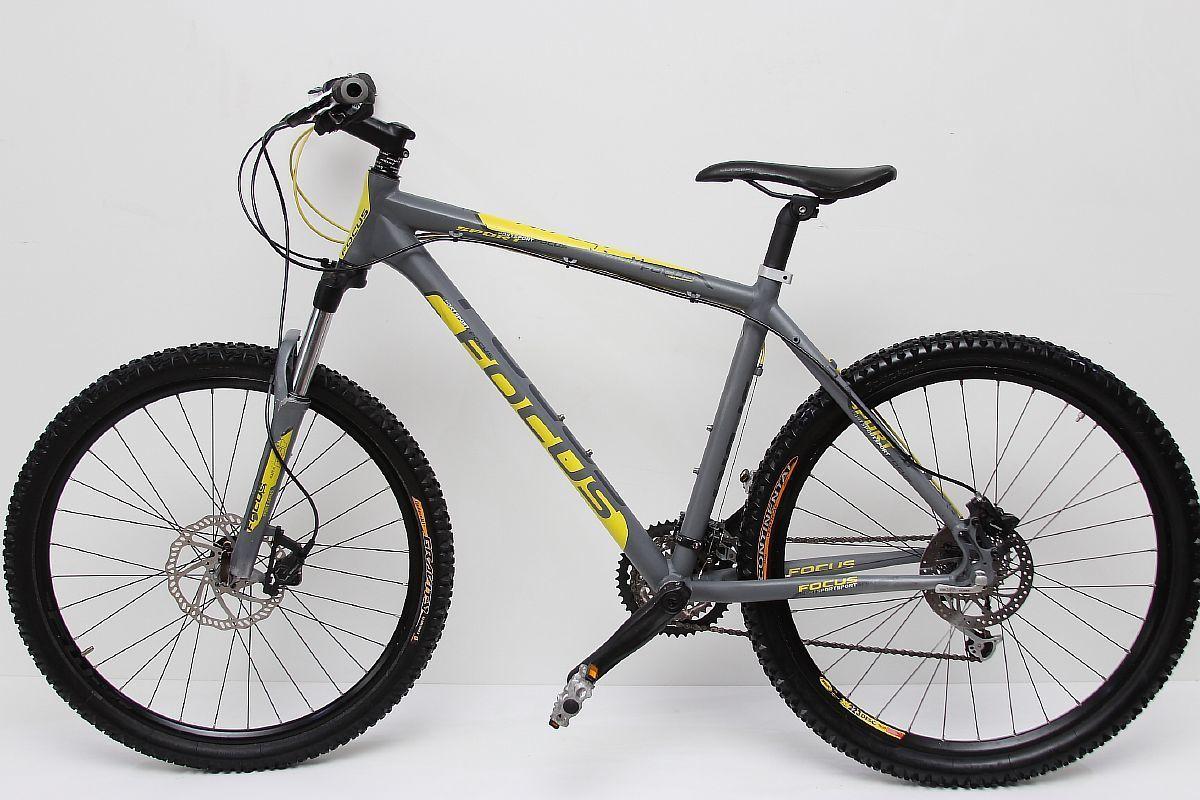 Фото 2 - БУ Велосипед Focus Fatboy - Veloed