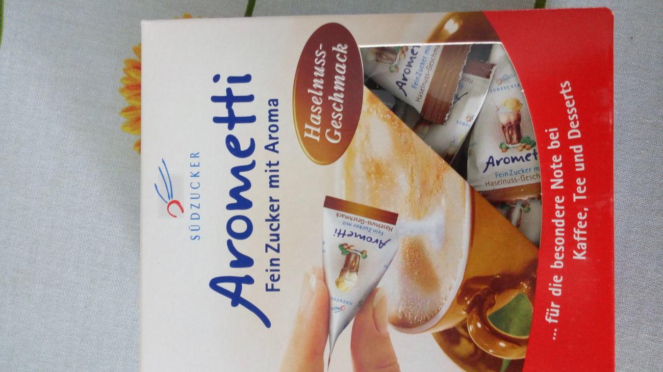 Фото - продам ароматизированный сахар Arometti