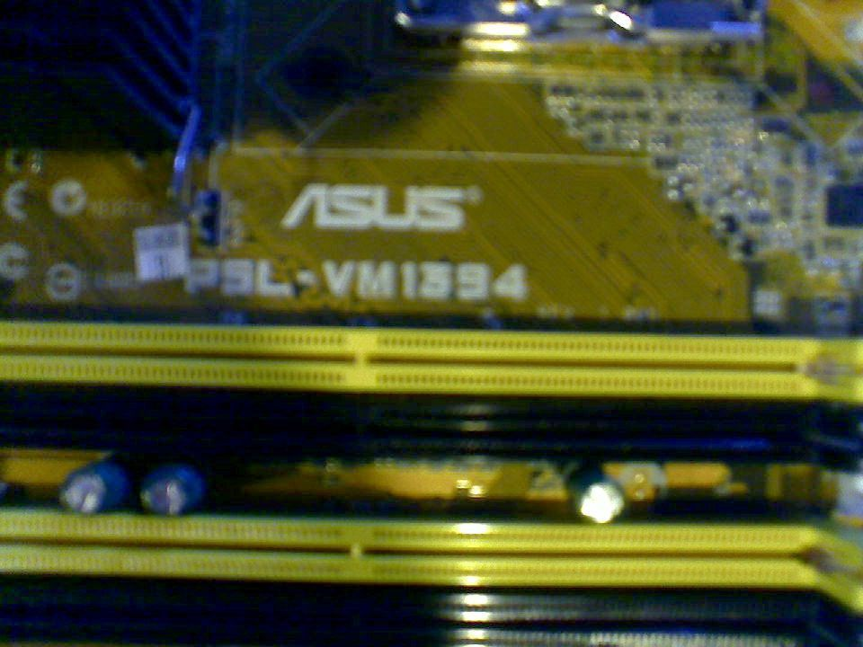 Фото 3 - ASUS P5L-VM 1394 Rev 1.00