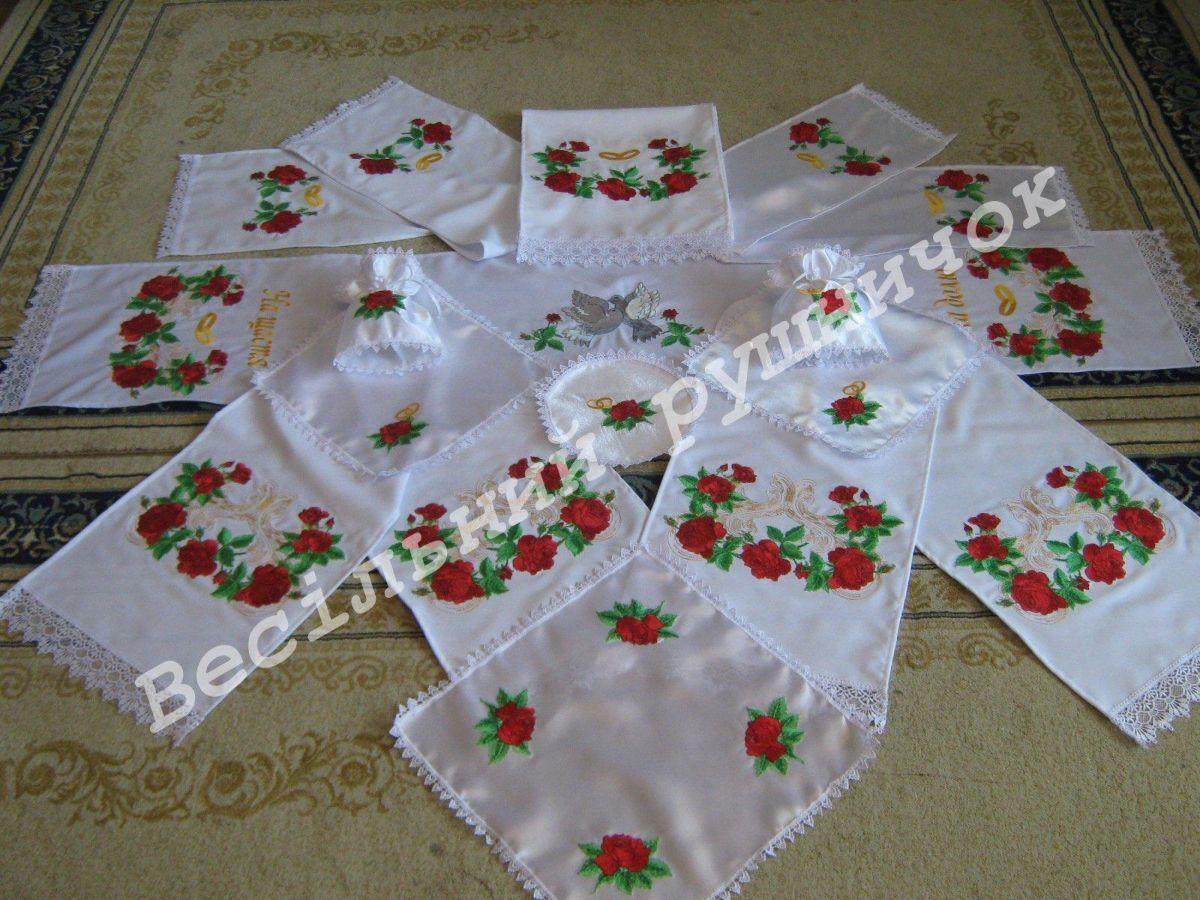 Фото 6 - Свадебные рушники на заказ