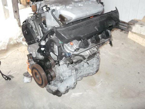 Фото - Б/у Двигатель в сборе Acura MDX