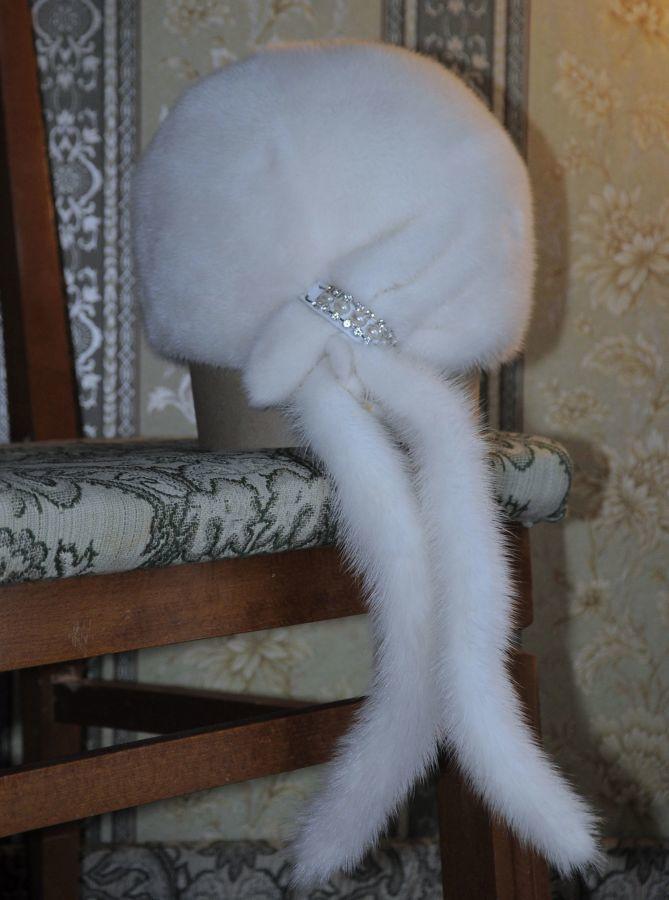 Фото 2 - красивейшая норковая шапка