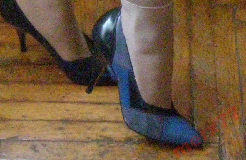 """Фото - Итальянские модельные туфли """"GABOR""""  41 р кожа"""