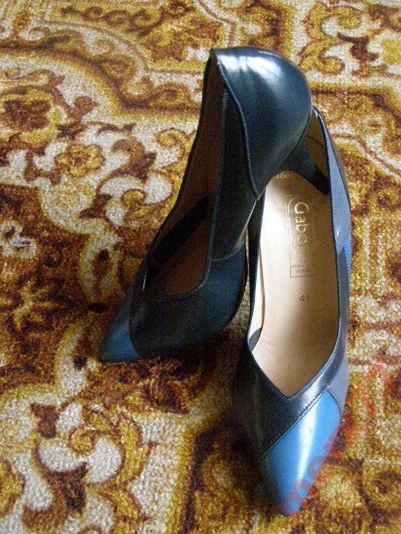 Фото 2 - Итальянские модельные туфли