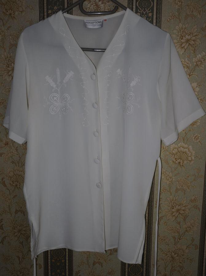 Фото - блузка-туника