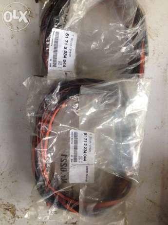 Фото - BMW E36 Резинки под пластиковые накладки на пороги 51712234044