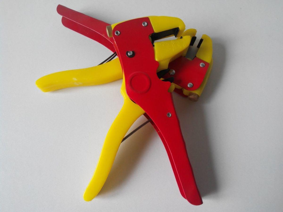 Фото 2 - Стриппер Инструмент для зачистки обрезки проводов