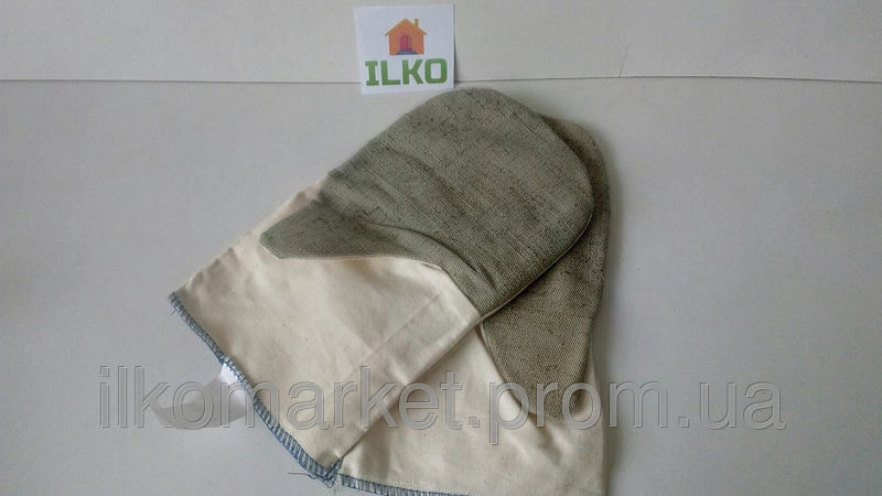 Фото 2 - Перчатки защитные из брезента
