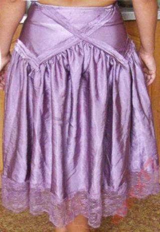 Фото 3 - Нарядная юбка
