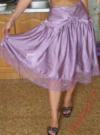 Фото - Нарядная юбка
