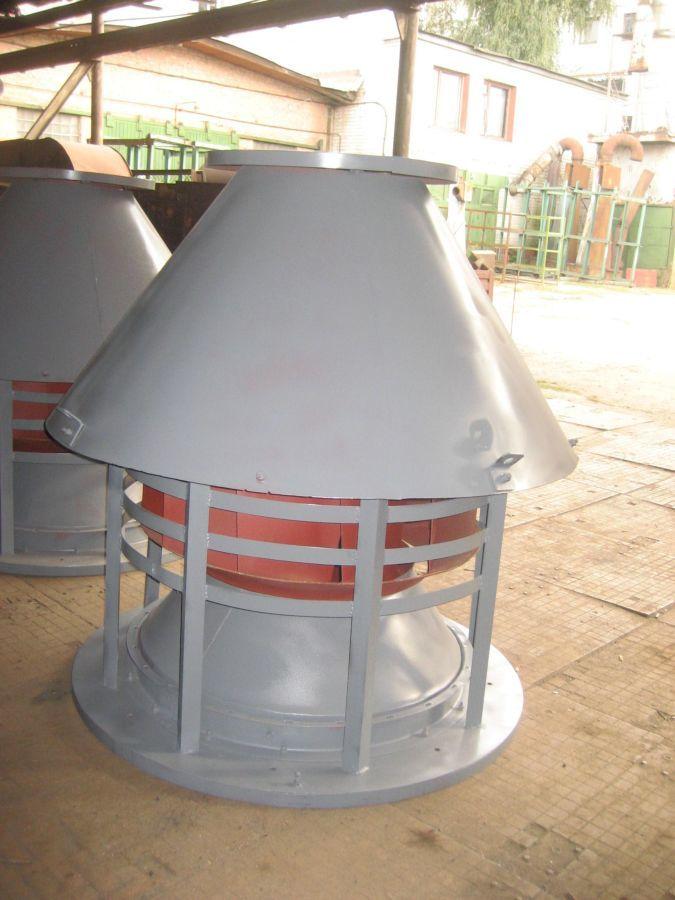 Фото - Вентиляторы крышные типа ВКР