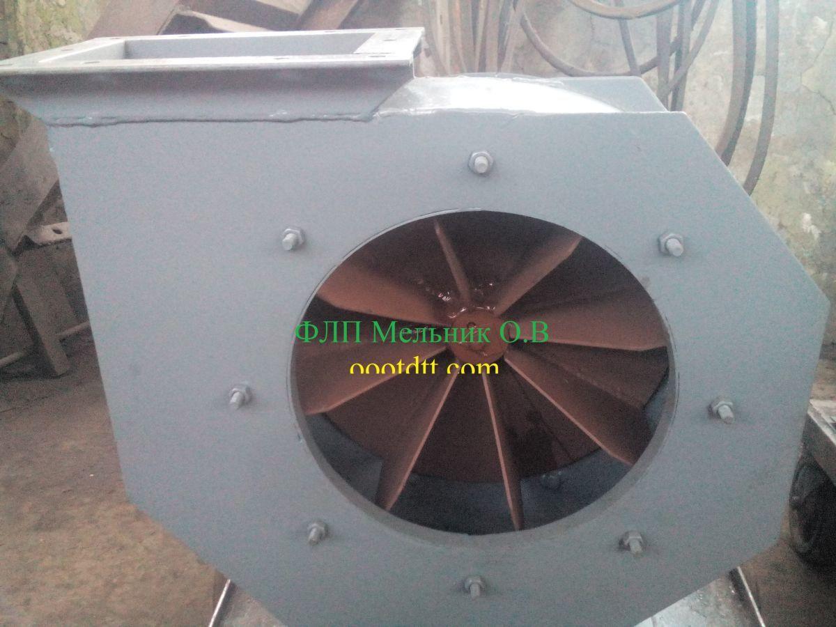 Фото 5 - Вентиляторы крышные типа ВКР