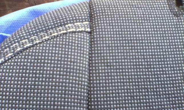 Фото 2 - Чехлы на сидения в салон Ford Transit (Форд Транзит) 1+2, ЭЛЕГАНТНЫЕ