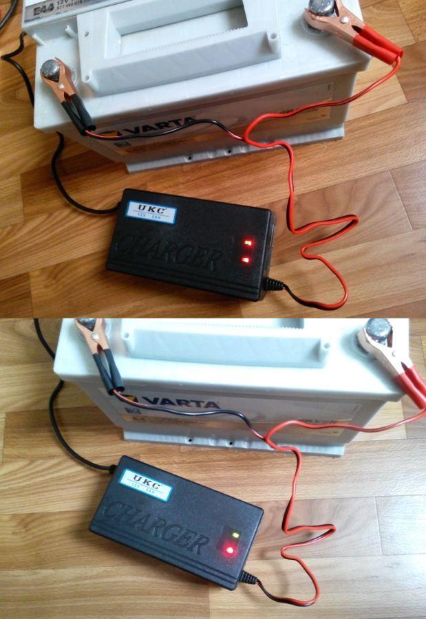 Фото 4 - Зарядное автомат 12В 5А (для автомобильных аккумуляторов 20-80 А*ч)