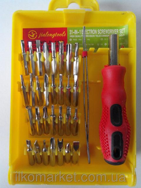 Набор инструментов для ремонта телефонов. 32 в 1