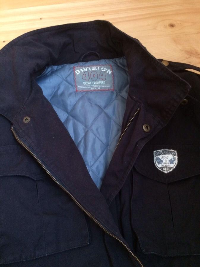 Фото - Куртка Division 404 Urban Creature в идеальном состоянии