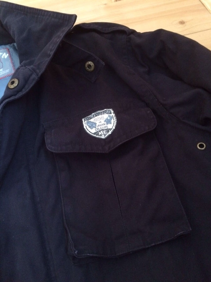 Фото 3 - Куртка Division 404 Urban Creature в идеальном состоянии